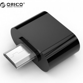 Orico Micro USB to USB OTG Adapter - MOG02 - Black