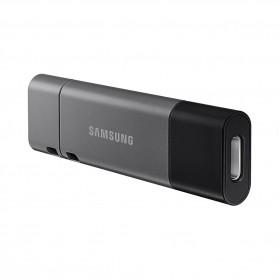 Samsung Duo Plus Flashdisk USB Type C 3.1 64GB - MUF-64DB - Black - 3