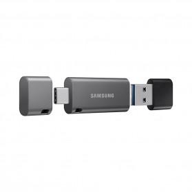 Samsung Duo Plus Flashdisk USB Type C 3.1 64GB - MUF-64DB - Black - 5