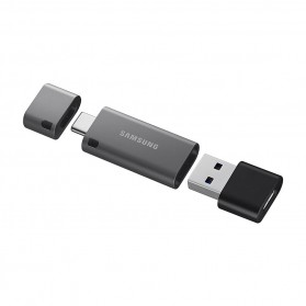 Samsung Duo Plus Flashdisk USB Type C 3.1 64GB - MUF-64DB - Black - 6