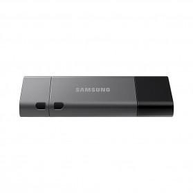Samsung Duo Plus Flashdisk USB Type C 3.1 64GB - MUF-64DB - Black - 7
