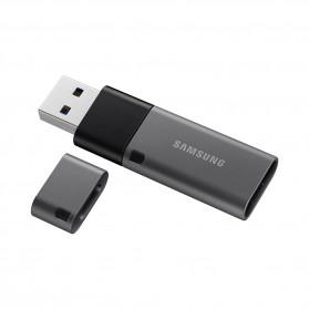 Samsung Duo Plus Flashdisk USB Type C 3.1 64GB - MUF-64DB - Black - 8