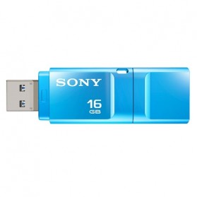 Sony MicroVault Entry USB 3.0 Flash Drive (110MB/s) - 16GB - Blue
