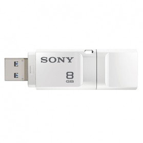 Sony MicroVault Entry USB 3.0 Flash Drive (100MB/s) - 8GB - White