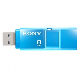 Sony MicroVault Entry USB 3.0 Flash Drive (100MB/s) - 8GB - Blue