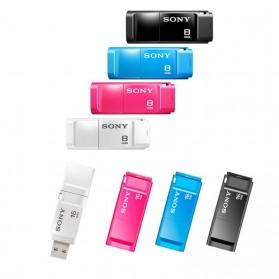 Sony MicroVault Entry USB 3.1 Flash Drive 64GB - USM64X - Black - 4