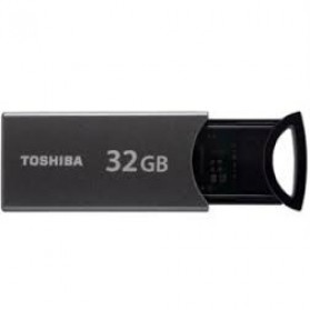 Toshiba TransMemory MX USB 3.0 Flash Drive 32GB - V3KMM-032G - Black