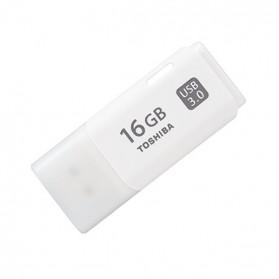 Toshiba USB 3.0 Flash Drive 16GB - THN-U30IW0160C4 - White - 2