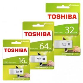 Toshiba USB 3.0 Flash Drive 16GB - THN-U30IW0160C4 - White - 3