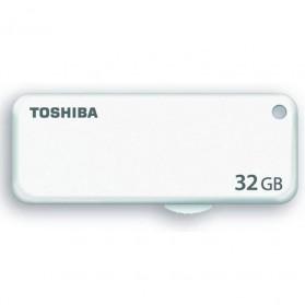 Toshiba Yamabiko USB Flashdisk 32GB - U203 - THN-U203W0320 - White