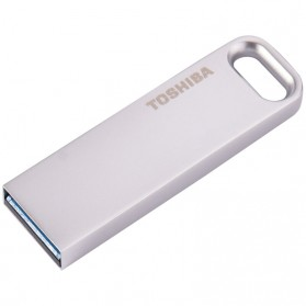 Toshiba Metal USB Flashdisk 3.0 32GB 120mb/s - THN-U363S0320C4 - 2