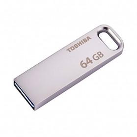 Toshiba Metal USB Flashdisk 3.0 64GB 120mb/s - THN-U363S0640C4