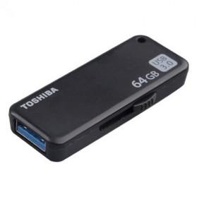 Toshiba Yamabiko USB 3.0 Flashdisk 64GB - THN-U365K0640C4 - Black - 4