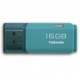 Toshiba Hayabusa USB Flash Drive 16GB - THN-U202W0160 - Light Blue
