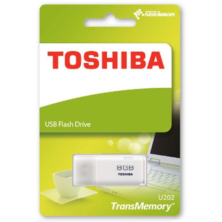 Toshiba Hayabusa USB Flash Drive 32GB - THN-U202W0320 - White - 4 ...