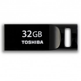 Toshiba Suruga Mini USB Flash Drive 32GB - USRG-032 - Black