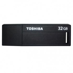 Toshiba Daichi USB Flash Drive 3.0 32GB - V3DCH-032G - Black