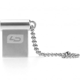 LD USB 2.0 Flash Drive Mini Waterproof V8 - 32GB - Silver - 2