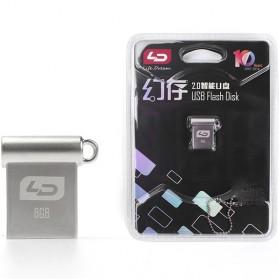 LD USB 2.0 Flash Drive Mini Waterproof V8 - 32GB - Silver - 4