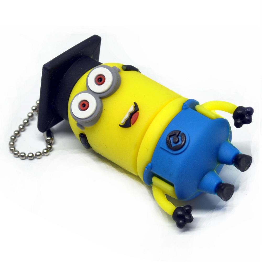 Minion Despicable Me Usb 20 Flashdisk 16gb B17 Yellow 0 1