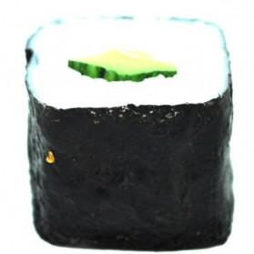 Square Sushi Shape USB 2.0 Flashdisk 16GB - Black