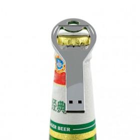Flashdisk USB 2.0 Model Pembuka Botol 16GB - Silver - 6