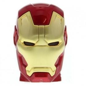 Iron Man Head USB 2.0 Flashdisk - 8GB - Red - 2