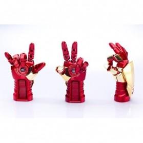 Iron Man Gloves USB 2.0 Flashdisk - 16GB - Red - 2