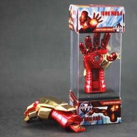 Iron Man Gloves USB 2.0 Flashdisk - 16GB - Red - 4