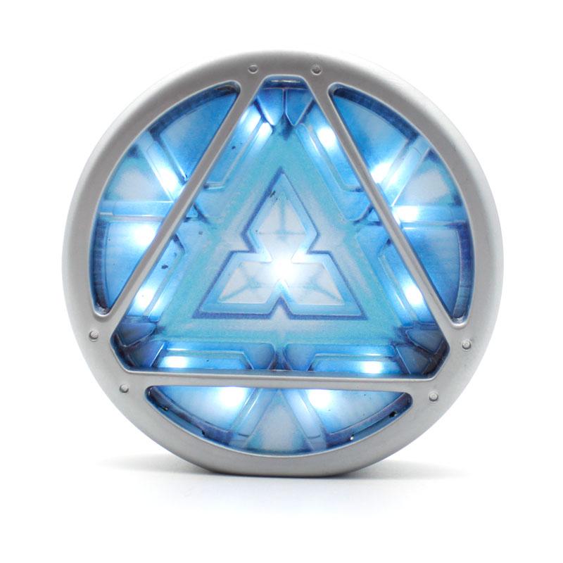 Iron Man Energy Usb 2 0 Flashdisk 8gb Silver