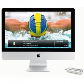 Elgato EyeTV Hybrid DVB-T2 TV Tuner for Mac / PC - Silver - 3
