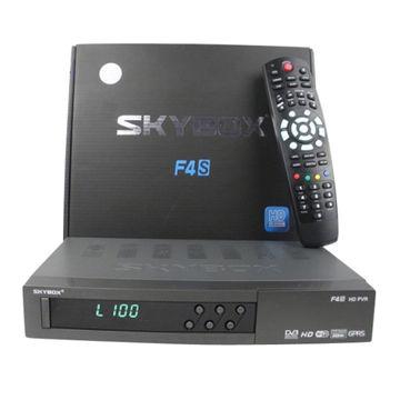 Skybox Receiver
