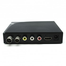 Xtreamer BIEN 3 Set Top Box DVB-T2 and Media Player - Black - 6