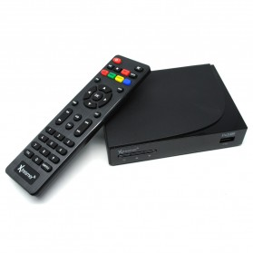 Xtreamer BIEN 3 Set Top Box DVB-T2 and Media Player - Black - 8
