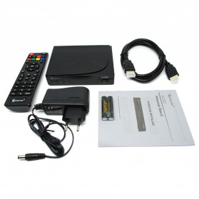 Xtreamer BIEN 3 Set Top Box DVB-T2 and Media Player - Black - 12