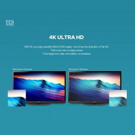 Xtreamer Dual Set Top Box DVB-T2 Media Player Android 9.0 4K - Black - 3