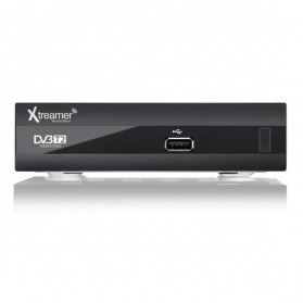 Xtreamer Set Top Box DVB-T2 BIEN and Media Player - Black - 2