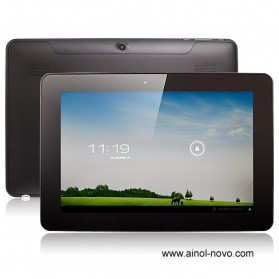 Ainol Novo 10 Hero II 16GB Quad Core 10.1 Inch IPS Screen Android 4.1 Jelly Bean - Black