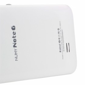 Ainol Novo Numy Note 6 3G Dual Core MTK8312 6 Inch IPS Screen Bluetooth GPS - White - 10
