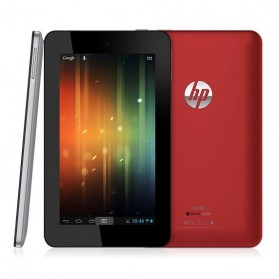 HP Slate 7 Beats Special Edition Android Tablet PC - Red