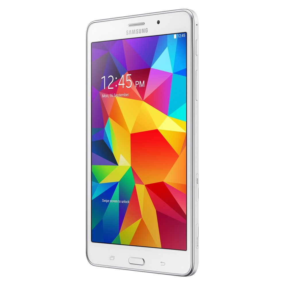 Samsung galaxy tab 4 3g 7 0 8gb sm t231 white for Samsung galaxy 4 tablet