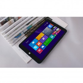 Chuwi VI8 Dual OS Windows 8.1 & Android 4.4 2GB 32GB 8 Inch Tablet PC - Black