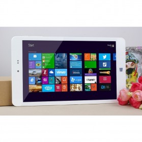 Chuwi HI8 Dual OS Windows 8.1 & Android 4.4 2GB 32GB 8 Inch HD Tablet PC - White
