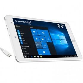 Chuwi HI8 Pro Dual OS Windows 10 & Android Type-C 2GB 32GB 8 Inch Tablet PC - White - 3