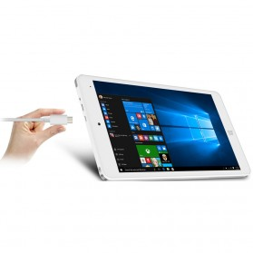 Chuwi HI8 Pro Dual OS Windows 10 & Android Type-C 2GB 32GB 8 Inch Tablet PC - White - 7