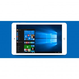 Chuwi HI8 Pro Dual OS Windows 10 & Android Type-C 2GB 32GB 8 Inch Tablet PC - White - 8