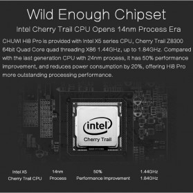 Chuwi HI8 Pro Dual OS Windows 10 & Android Type-C 2GB 32GB 8 Inch Tablet PC - White - 10