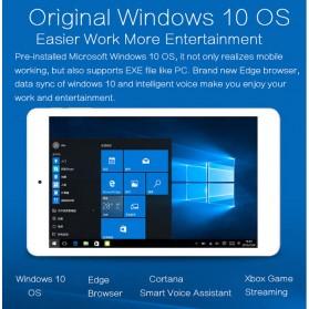 Chuwi HI8 Pro Dual OS Windows 10 & Android Type-C 2GB 32GB 8 Inch Tablet PC - White - 16