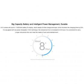 Chuwi HI12 2K Retina Display Windows 10 & Android 5.1 4GB 64GB 12 Inch Tablet PC - Gray - 21