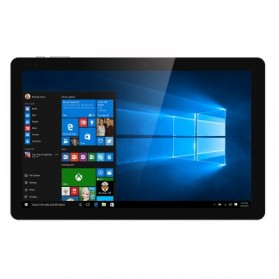 Chuwi HiBook 2in1 Windows 10 & Android 5.1 4GB 68GB 10.1 Inch Tablet - Gray